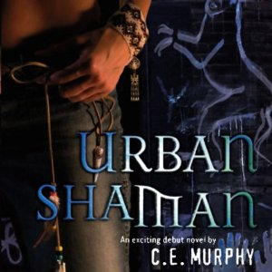 Urban Shaman Audible Cover